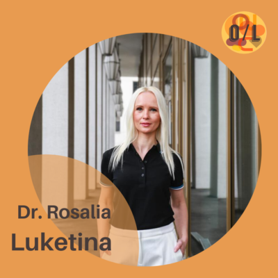 #07 - Dr. Rosalia Luketina